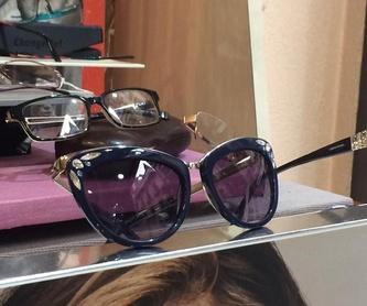 Gafas de sol graduadas: Servicios de Óptica Príncipe
