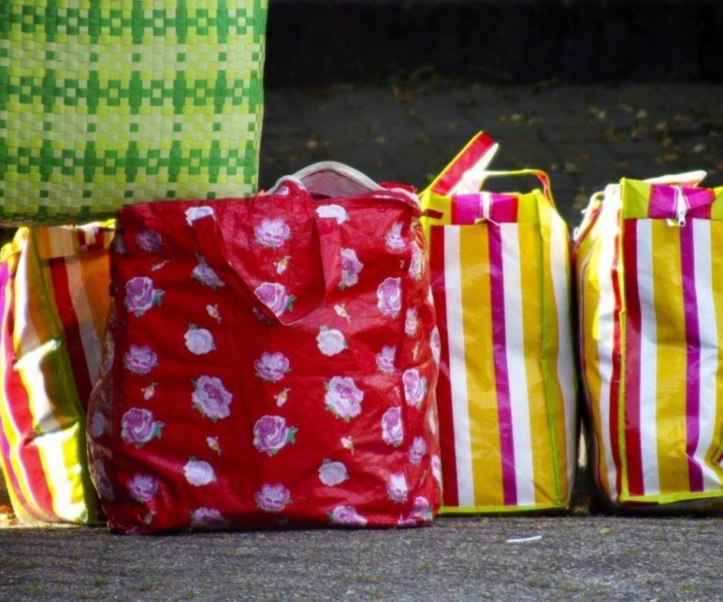 Las nuevas bolsas de plástico