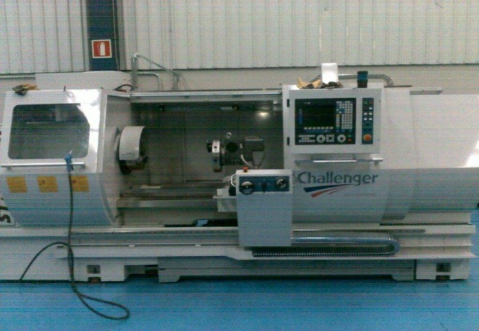 Torno Horizontal Challenger New BNC-650 - 2000 mm