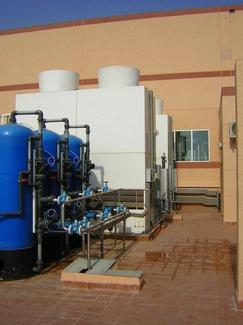 La refrigeración evaporativa realiza un uso responsable y sostenible del agua
