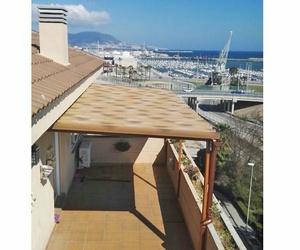 Cerramientos de terrazas en Algeciras