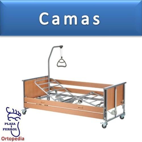 Camas hospitalarias de uso domiciliario