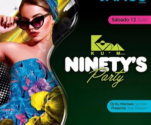 ¡NINETY'S Party en Jango XL!