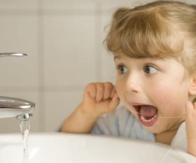 Prevencion de la caries dental