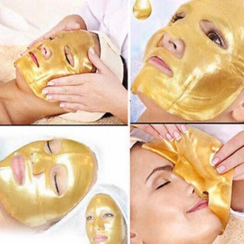 Mascarilla facial de colágeno: Servicios de Divinity Body Nails