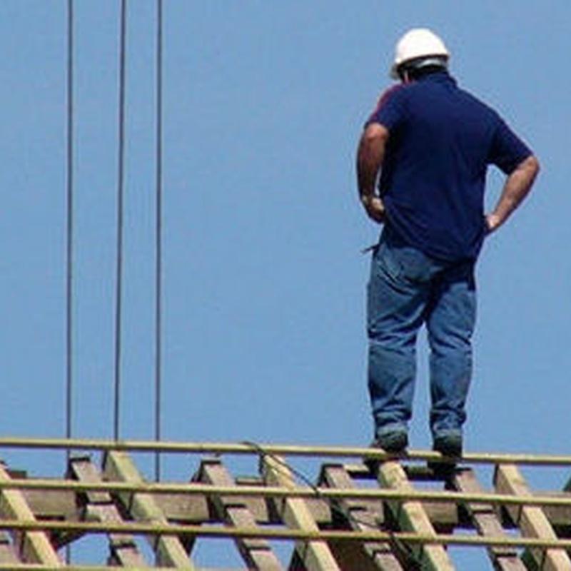 Construcción e instalación de tejados: Servicios de Javier Ruano