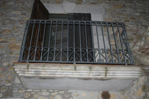 rejas de aluminio Girona