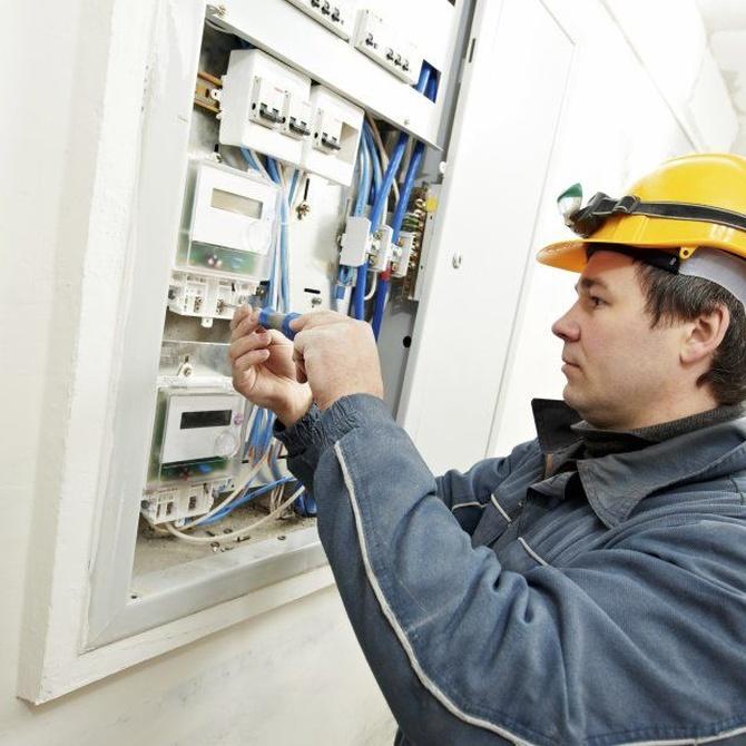 ¿Sabes de dónde llega la electricidad a nuestras casas?