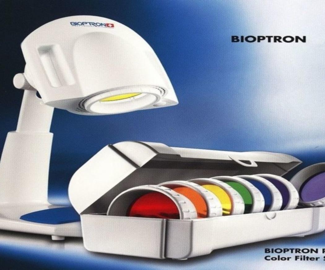 ¿Qué es la terapia bioptron?