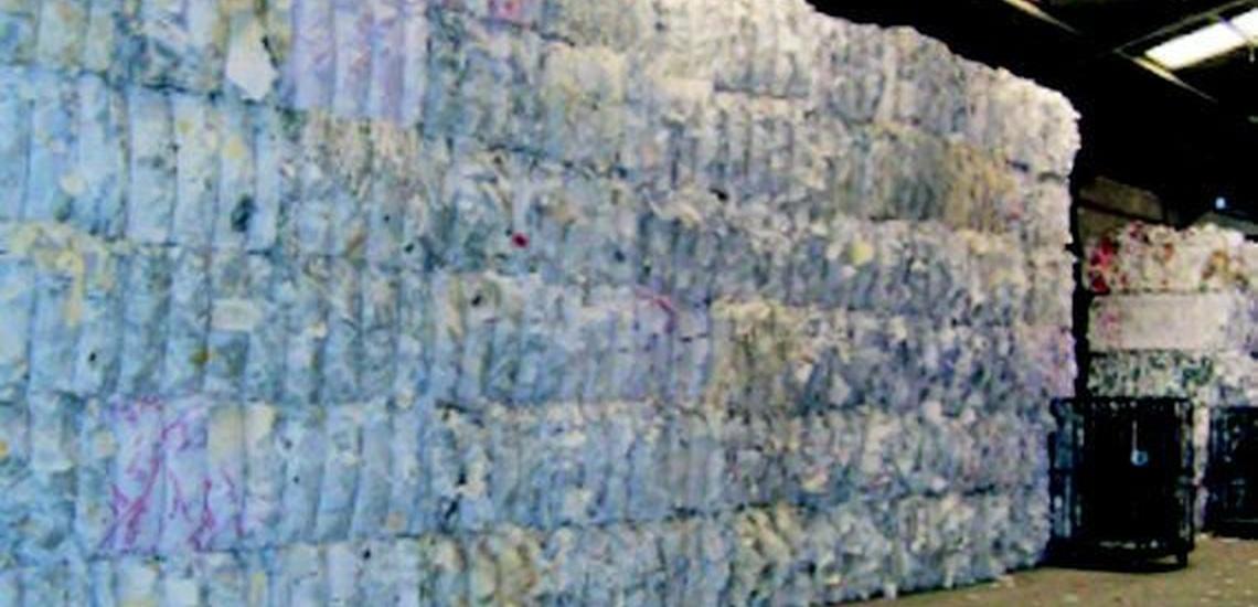 Gestión de residuos sólidos en Madrid Centro y almacenamiento de residuos no peligrosos