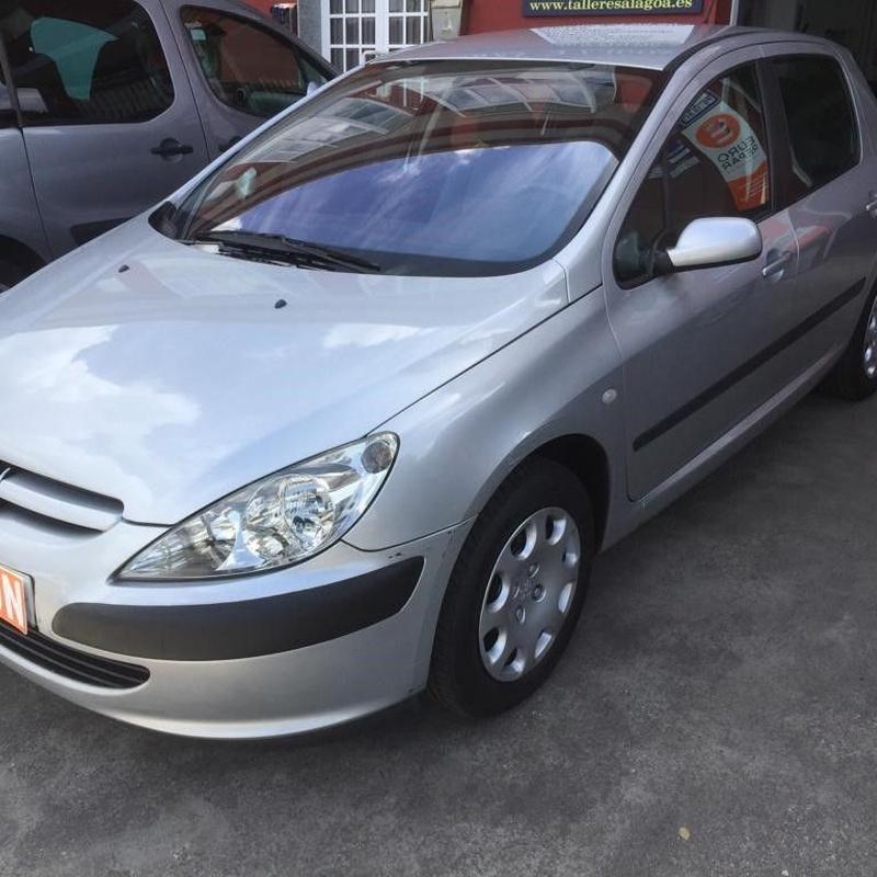 Peugeot 307 2.0HDI 90CV: Vehículos de ocasión de OCASIÓN A LAGOA