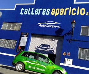 Galería de Talleres de chapa y pintura en Valencia | Talleres Aparicio Autochiquero