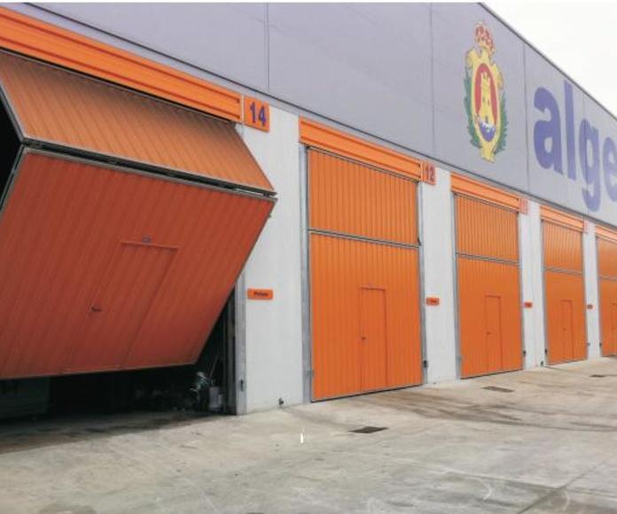Industriales: Servicios de Puertas Nueva Castilla Gipuzkoa