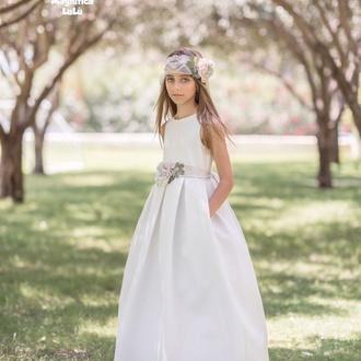Vestido de comunión niña Colección 2021