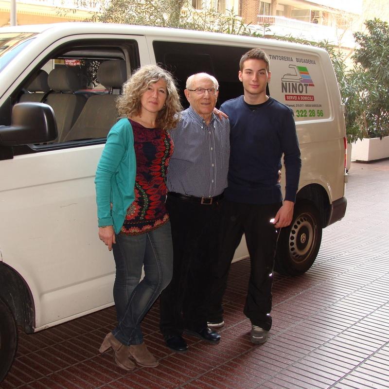 Servicio a domicilio en Barcelona