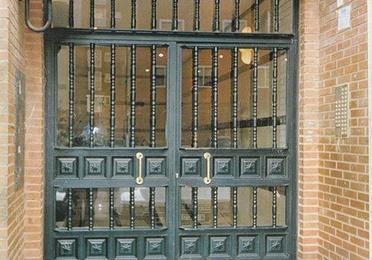 Puertas de portales