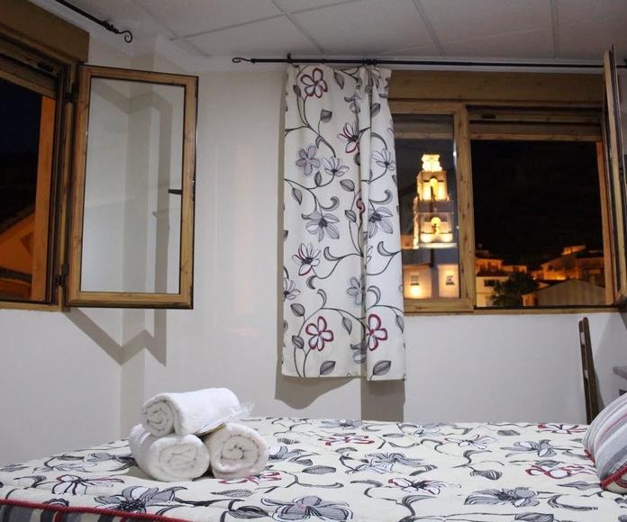 Habitaciones: Comidas y habitaciones de Hostal Restaurante Chema