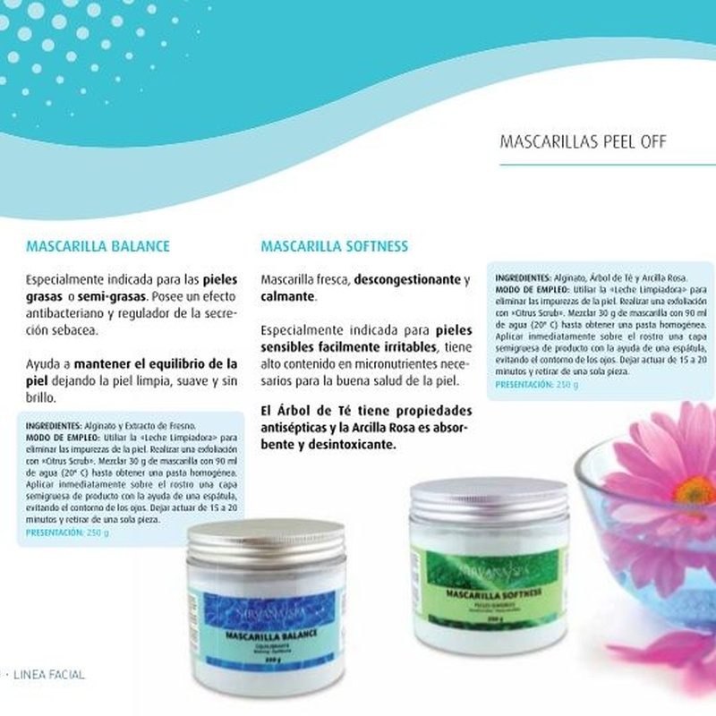 Mascarilla  balance: Productos de PLUS CLINIC