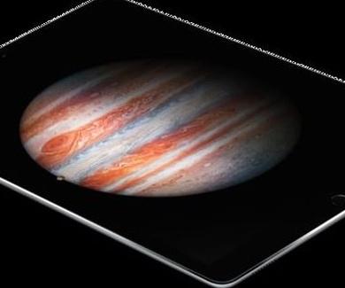 El iPad Pro estará disponible esta semana