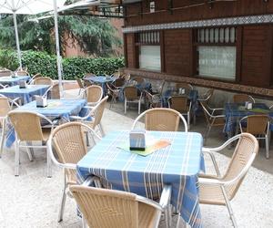 Terraza de verano Restaurante A-Xana