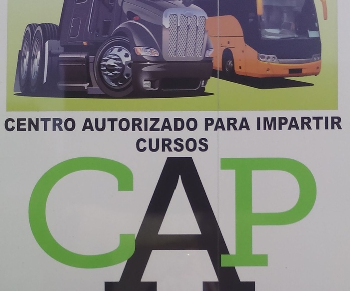 Cursos profesionales CAP: CATÁLOGO de Autoescuela San Cristóbal