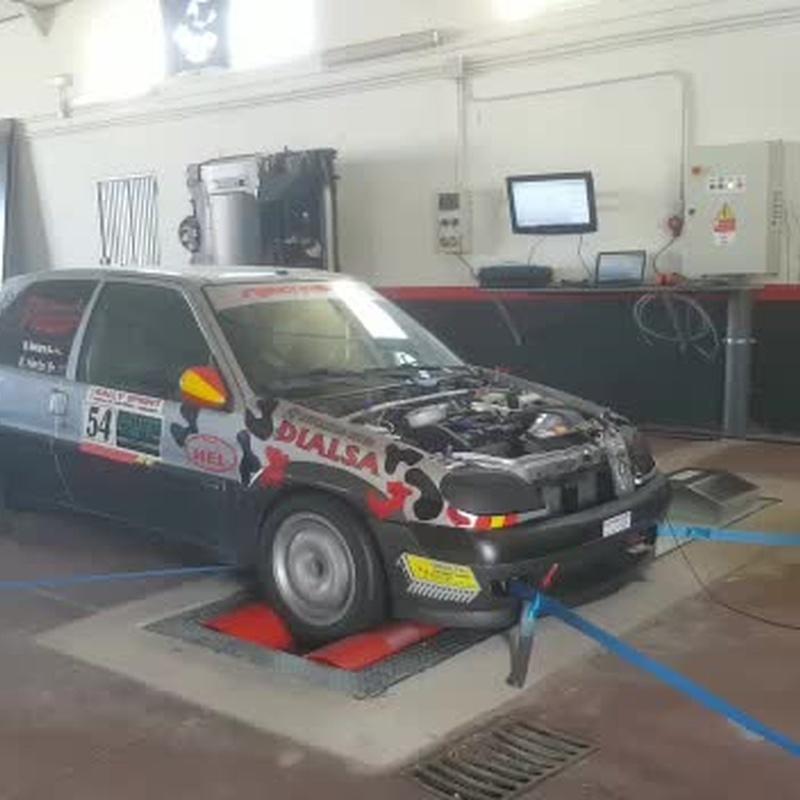 Vehículos de competición: Servicios de Talleres Martín Automoción