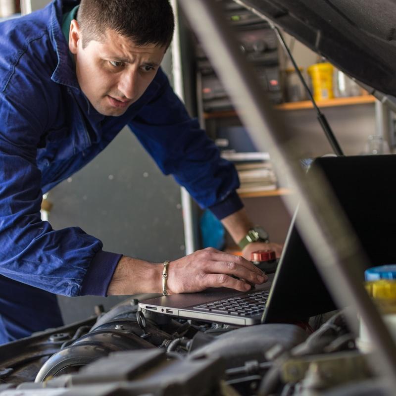 Diagnosis: Servicios de Zure Auto