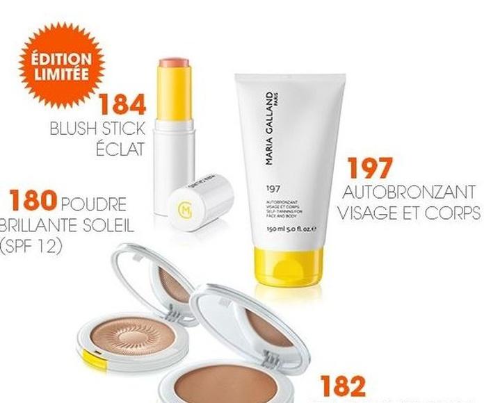 Línea de maquillaje con elevada protección solar. Hasta un 50 FPS