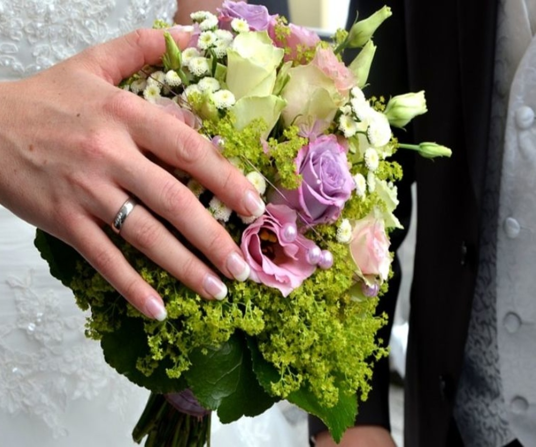 ¿Cuál es el origen del ramo de novia?