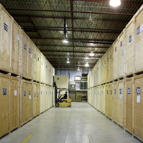 Servicio de distribución a almacenes