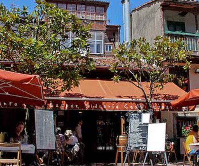 Carnes: Especialidades  de Restaurante Casa Gaspar