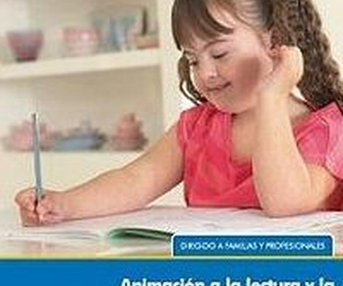 Nueva guía para animar a la lectura y la creatividad literaria de las personas con Síndrome de Down