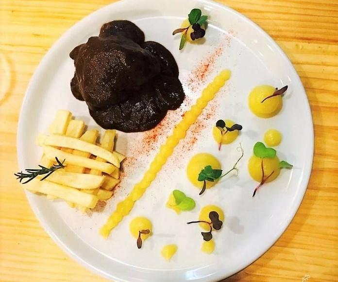 Menú Degustación: ¿Qué ofrecemos? de Restaurante Perinqué