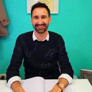 Óscar: Director y Profesor de Inglés de Educación Primaria