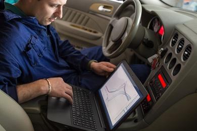 Lectura electrónica de averías de tu vehículo a precio cerrado