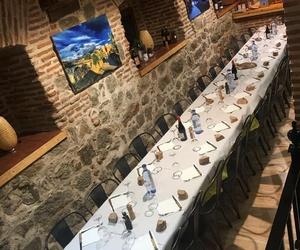 Casa de comidas en el centro de Ávila