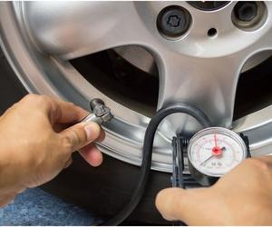 ¿Cuál es la presión correcta para tus neumáticos?