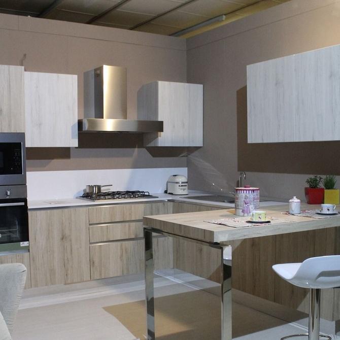 Descubre nuevas ideas para aprovechar el espacio en tu cocina
