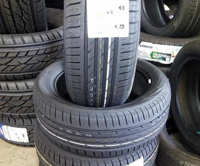 4 neumáticos Nexen N' blue : Servicios de DG Autointegral