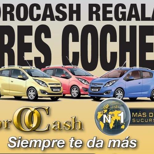 Compro oro en Tres Cantos: OroCash Colmenar Viejo