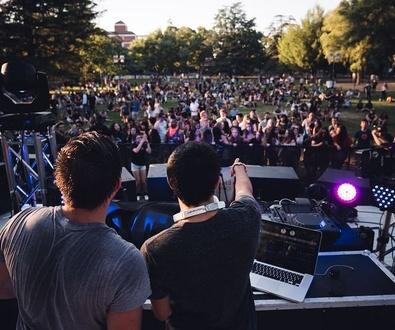 DJ en Sevilla