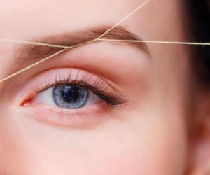 Diseño y depilación de cejas
