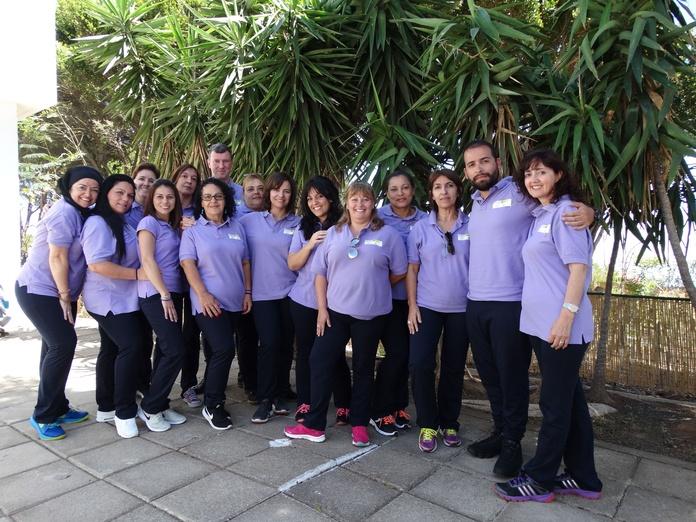 El grupo de alumnado-trabajador Hécate: Proyectos y Servicios de Asociación Domitila
