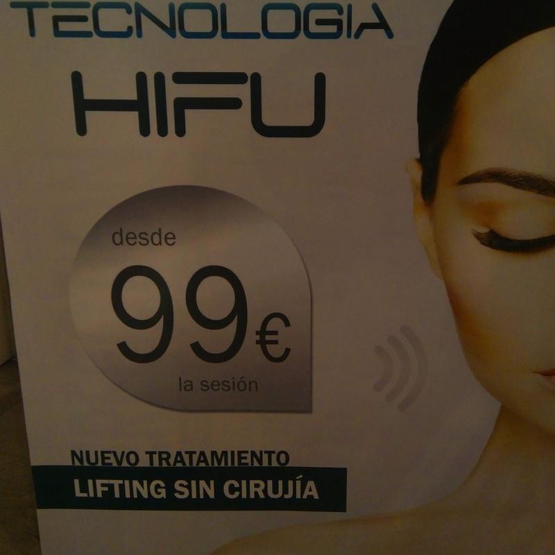 Tecnologia HIFU: Tratamientos de Donna & Don