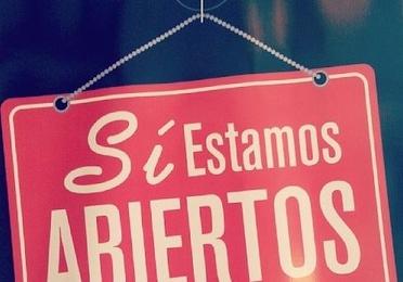 ABRIMOS EL LUNES 4 DE MAYO. CITAS PREVIAS