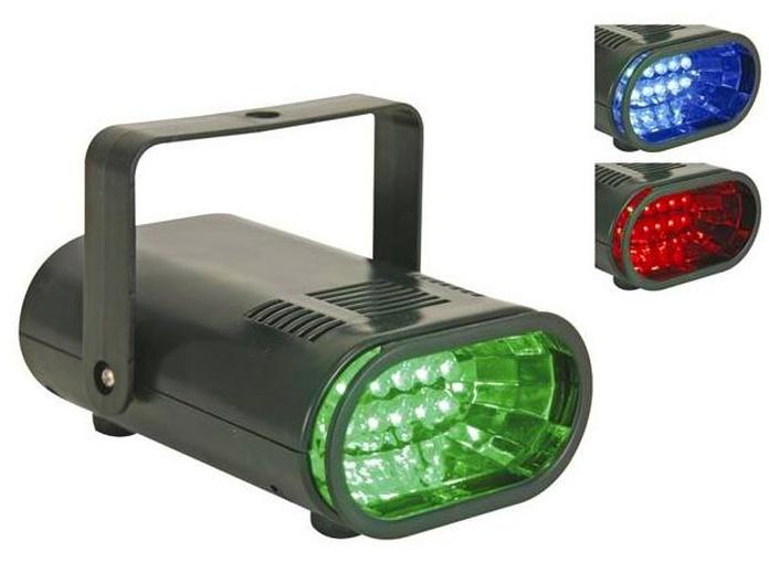 VDLL10ST ESTROBOSCOPIO CON LEDS RGB: Nuestros productos de Sonovisión Parla