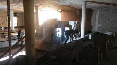 Comienzo de obra nueva en Las Palmas