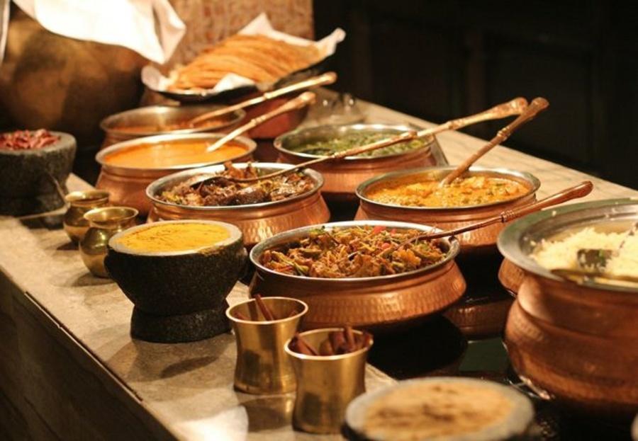 Características básicas de la cocina hindú