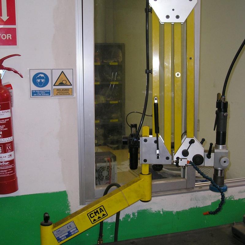 ROSC: Servicios de GMB Inducción, S.L.