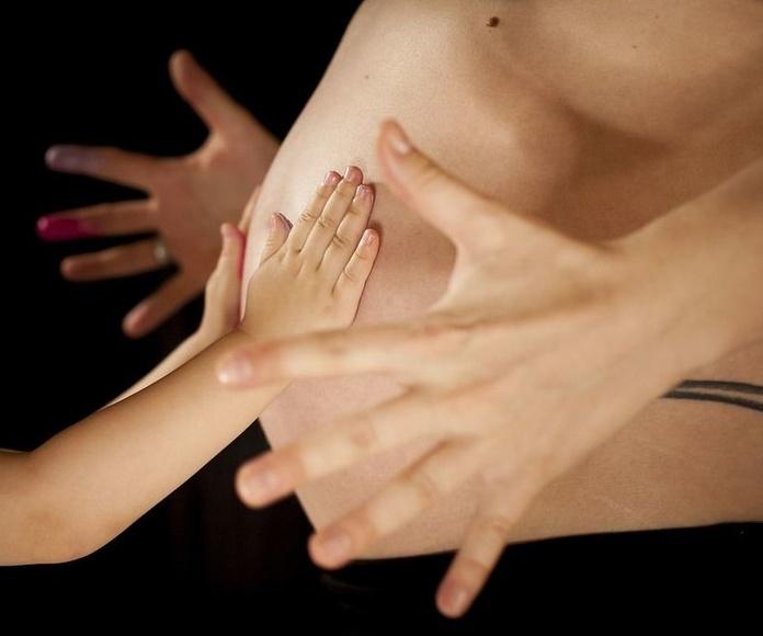Embarazo: Servicios de Centro Teresa Pina